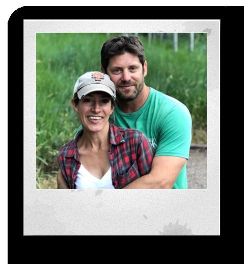 Alyssa Rose and her husband Brian Rose